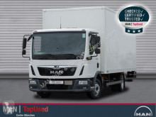 Camión MAN TGL 8.190 4X2 BL, Koffer, LBW, 6,1m, LGS furgón usado