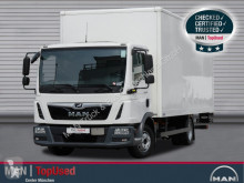 Camion MAN TGL 8.190 4X2 BL, Koffer, LBW, 6,1m, LGS fourgon occasion