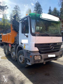 Camion benne TP Mercedes Actros