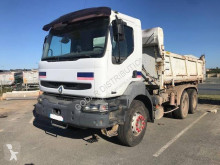 Camion Renault Kerax 370.26 (6X4) bi-benne occasion