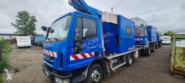 Camión plataforma elevadora Iveco Eurocargo 100E18