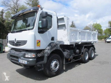 Camion bi-benne Renault Kerax 370 DXI