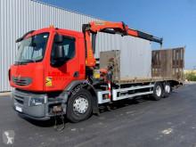 Kamion nosič strojů Renault Premium 380.26 DXI