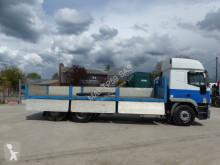 Kamión Iveco Eurotech valník bočnice ojazdený