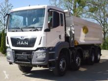 Camion MAN TGS 41.420 8x4 EURO6 Muldenkipper wie Neu! benne occasion