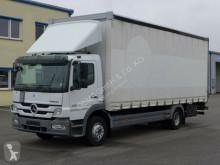 Kamion savojský Mercedes Atego 1224*Euro 5*LBW*Schalter*Klima*TÜV*