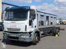 Kamión podvozok Iveco Eurocargo 160E24*Euro 3*Schalter*Motorschaden*
