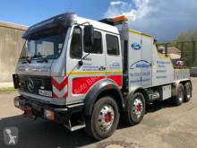 Vrachtwagen bergingsvoertuig Mercedes 8x4 Abschleppwagen 3336