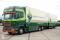 Camión furgón Scania R 420