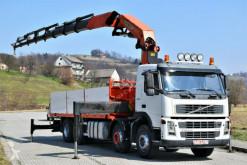 Camion cassone Volvo FM 12 380 Pritsche 7,00m + PK 36002 + FUNK/8x4
