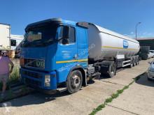 Volvo tanker tractor-trailer FH12