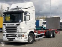 Kamion podvozek Scania R 560