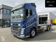 Camion telaio Volvo FH 500 / 2 Tanks / Liftachse / Baujahr: 2016