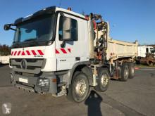 Vrachtwagen tweezijdige kipper Mercedes Actros 4144