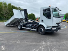 Camión Gancho portacontenedor Renault Midlum 270.16 DXI