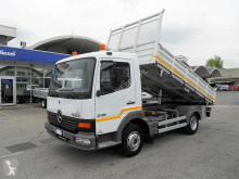 Camion ribaltabile trilaterale Mercedes Atego 815