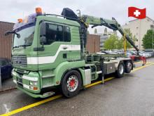 Camion MAN tga 540 6x2 scarrabile usato