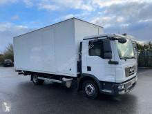 MAN plywood box truck TGL 7.180