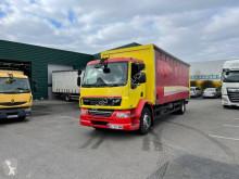DAF tautliner truck LF 250
