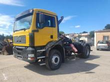 Kamion MAN TGA vícečetná korba použitý