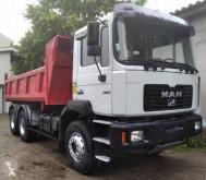 Camion bi-benne MAN F2000