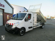 Camion Renault Master 2.3DCI Kipper benne occasion