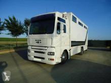 Camion MAN TGA 18.430 furgonetă transport cai second-hand