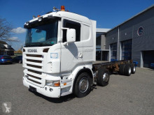 Camion Scania R 420 sasiu second-hand