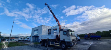 Mercedes two-way side tipper truck Actros 3344