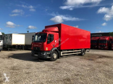 Renault D-Series 280.19 DTI 8 truck used plywood box