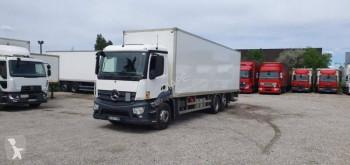 Camión furgón caja polyfond Mercedes Antos 2532