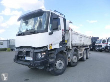 Renault two-way side tipper truck C-Series 460