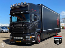 Scania egyhőmérsékletes hűtőkocsi teherautó R 500