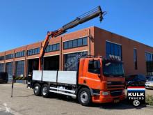 DAF CF truck used flatbed
