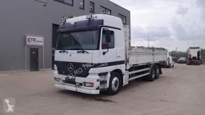 Camion plateau Mercedes Actros 2543