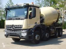 Mercedes concrete mixer concrete truck Arocs 3236 8x4 EURO6 Betonmischer STETTER 9m3