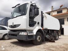 Camião Renault Midlum 220 DXI aspirador usado