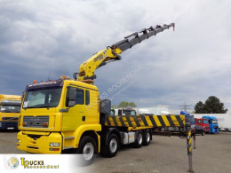 Camion MAN TGA plateau occasion