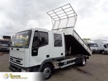 Iveco billenőkocsi teherautó Eurocargo