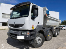 Camion Renault Kerax 450 DXi halfpipe tipper usato