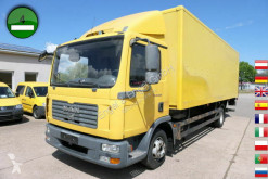 Teherautó MAN TGL 12.240 4x2 BL LBW AHK TEMPOMAT használt furgon
