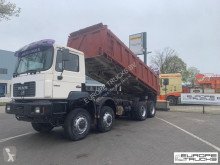 Camion MAN 35.403 - Full steel - Big axles - 6 cyl mech pump benne occasion
