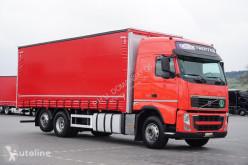 Camion Volvo FH / 420 / EURO 5 / FIRANKA / 19 PALET / ŁAD. 13 910 KG Teloni scorrevoli (centinato) usato