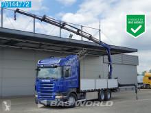 Camión Scania R 560 caja abierta usado