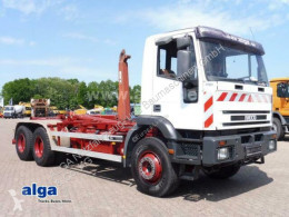 Camion multibenne Iveco 260 EH/345 PS/6x4/Meiller/AHK