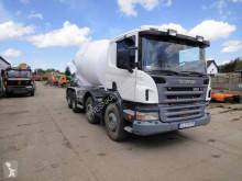 Camion Scania calcestruzzo usato