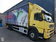 Kamión Volvo FM9 plachtový náves ojazdený