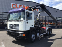 Camion MAN FE 360 polybenne occasion