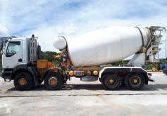 Грузовик техника для бетона бетоновоз / автобетоносмеситель Renault RENUALT 420 BARYVAL 10M3 AÑO 2002