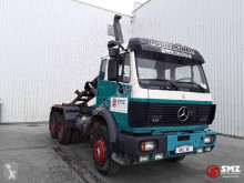 Camion polybenne Mercedes SK 2635